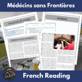 Médécins Sans Frontières - an intermediate/advanced French