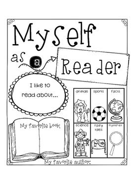 Me, As a Reader! By The 2 Teaching Divas