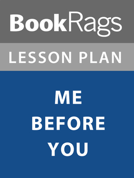 Me Before You Lesson Plans