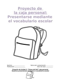 Project Sp1 - Me Box: Build Spanish Sentences via Educatio