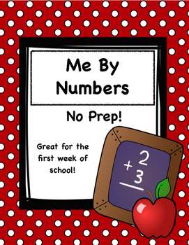Me By Numbers