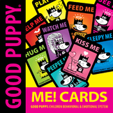 Me! Cards . Child Behavioral & Emotional Tools by GOOD PUPPY
