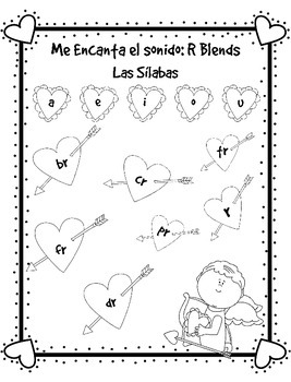 Me Encantan Los Sonidos: Coloring Pages for Spanish Phonemes/Letter Sounds