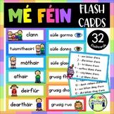 Mé Féin Flashcards with pictures - Gaeilge - Myself