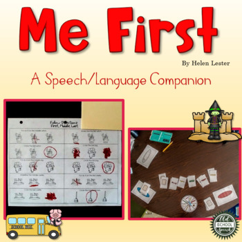 Me First Speech/Language Companion