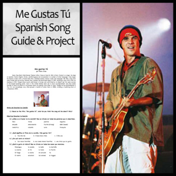 Me Gustas Tú Song Guide and Questions