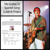 Me Gustas Tú by Manu Chao: Spanish Song Guide and Questions