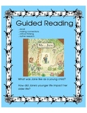 Me...Jane (Jane Goodall) - Guided Reading