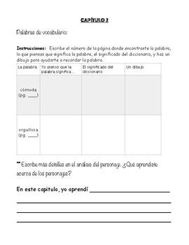 Me Llamo Maria Isabel - Novel Study (Spanish)