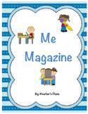 Me Magazine:  A Creative Writing Project
