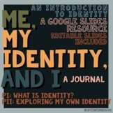 Me, My Identity, and I: A Student Journal