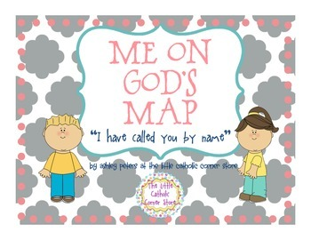 Me On God's Map