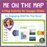 Me On The Map Flip Book | Me On The Map Activities in Goog