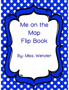 Me On The Map Flipbook