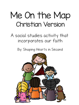 Me On the Map - Christian Version
