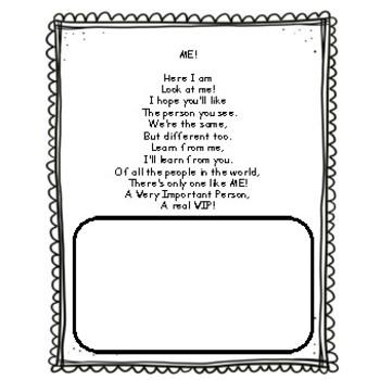Me VIP ~ Poem