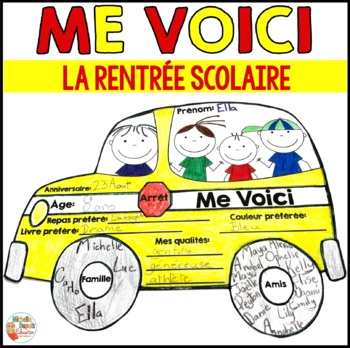 Me Voici   -   Autobus                    ( French -  All