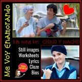Me Voy Enamorando by Chino & Nacho - Song Activities