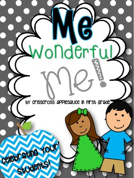 Me, Wonderful Me! An All About Me Pack