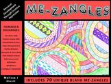 Me-Zangles: Personal Development Through Creative (Art & Geometric) Expression