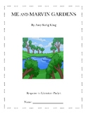 Me and Marvin Gardens Novel Unit