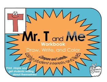 Mr. T and Me: Compare and Contrast Workbook