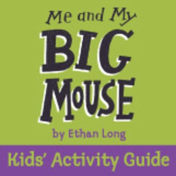 Me and My Big Mouse Kids' Activity Guide 3-5