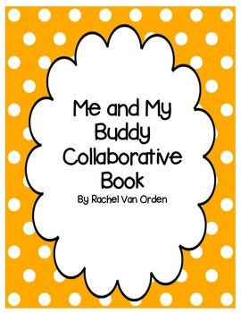Me and My Buddy Book