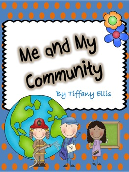 Me and My Community-A Social Studies Unit