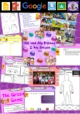 Me and My Friends /I Am Special PDHPE Kindergarten Smart Notebook & Unit of Work