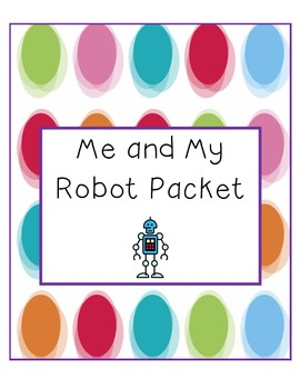 Me and My Robot Leveled Activity