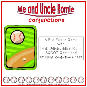 Me and Uncle Romie:  Conjunctions