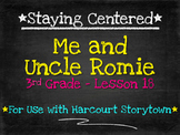 Me and Uncle Romie 3rd Grade Harcourt Storytown Lesson 18