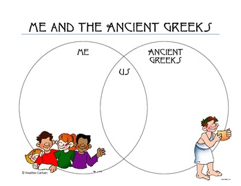 Me and the Ancient Greeks Compare Contrast