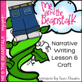 Writing Lesson - Fairy Tales - Plants - Jack and the Beanstalk Twist