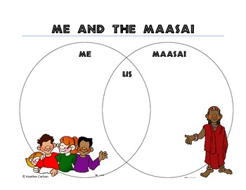 Me and the Maasai Compare/Contrast