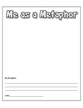 Me as a Metaphor