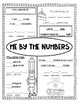 Me by the Numbers - A Back to School Math Activity