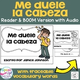 Me duele la cabeza ~ Spanish Body Parts reader {español} + BOOM™ Version w Audio