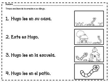 Me encanta leer en septiembre - Reading Comprehension in Spanish
