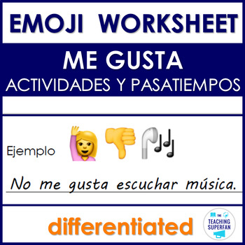 Me gusta Practice with Emojis - Actividades y Pasatiempos