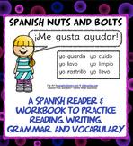 Me gusta ayudar: A beginning Spanish verb workbook/reader