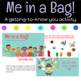 Me in a Bag: A Getting to Know You Activity