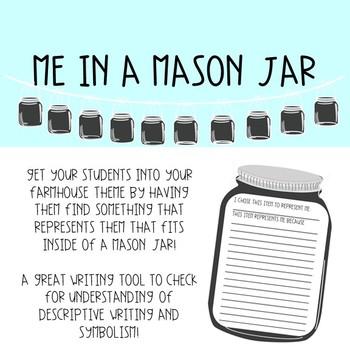 Me in a Mason Jar