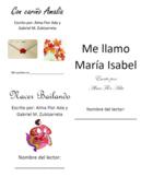 Me llamo María Isabel - Nacer Bailando - Con cariño Amalia