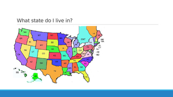 Me on a Map!