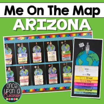 Me on the Map - Arizona!