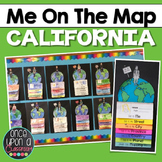 Me on the Map - California