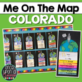 Me on the Map - Colorado!