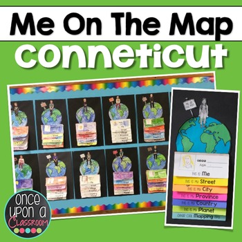 Me on the Map - Connecticut